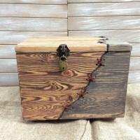 Сундук деревянный Франкенштейн