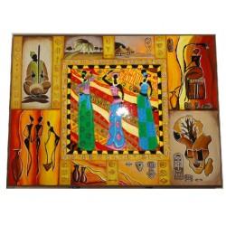 Большая шкатулка Африка