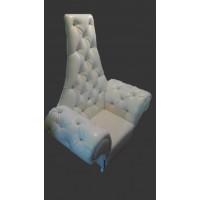 Кресло трон (педикюрное кресло)