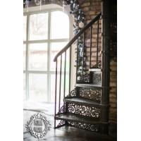 Лестница, под ковку