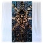 Настенная ключница оригинальный подарок на день рождения новоселье