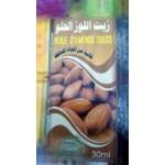 масло сладкого миндаля 30 мл. Марокко